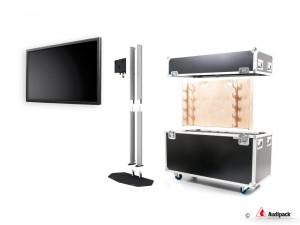 Monitor Ständer 700er Serie
