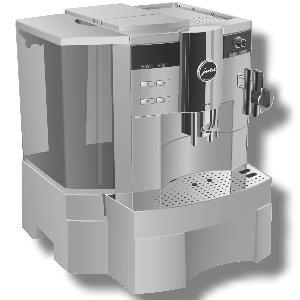 Jura Kaffeevollautomat Xs90 One Touch