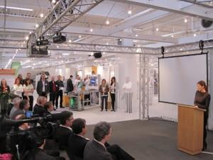 MyJob Messe 2012 Eröffnungsrede