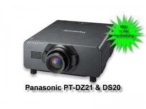 Panasonic Beamer 20000 AnsiLumen