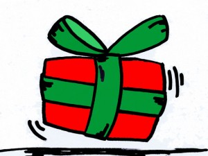Comic Gift