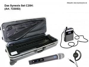 Set Synexis C 20 H