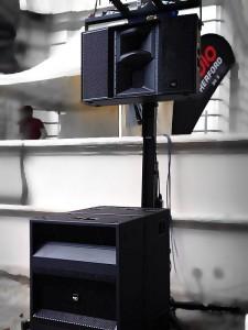 PA Soundsystem KV2