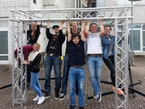 Aufbau Traversentechnik Seminar