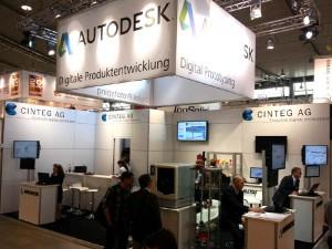 AMB Messe Stuttgart die CINTEG AG