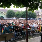 Public Viewing zum WM Finale in Herford