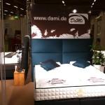 Dami Betten auf der #naturaspa Messe